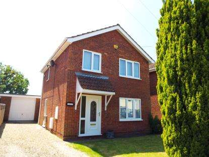 3 Bedrooms Detached House for sale in Gaywood, King's Lynn, Norfolk