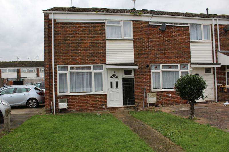 3 Bedrooms End Of Terrace House for sale in Spackmans Way