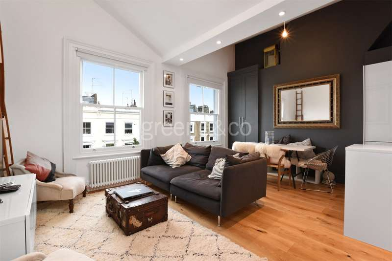 2 Bedrooms Flat for sale in Edbrooke Road, Maida Vale, London, W9