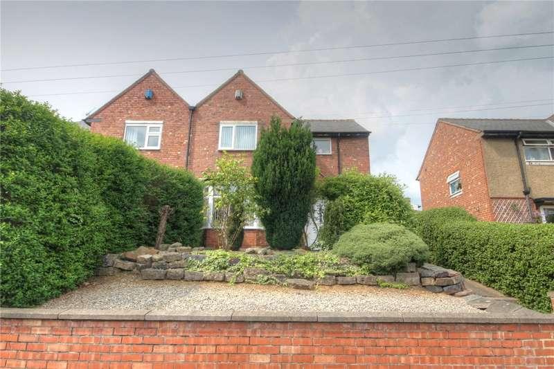 3 Bedrooms Semi Detached House for sale in Brinkburn Road, Darlington, Co Durham, DL3