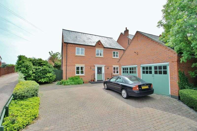 5 Bedrooms Detached House for sale in Mill Road, Thurcaston, Leicestershire