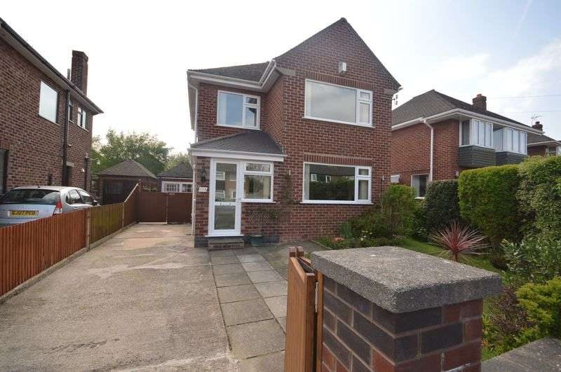 3 Bedrooms Detached House for sale in Ennisdale Drive, West Kirby