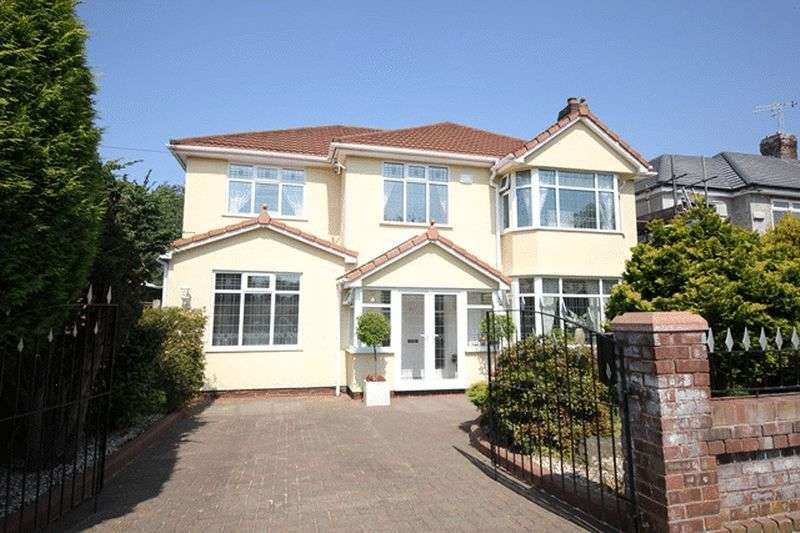5 Bedrooms Detached House for sale in Booker Avenue, Calderstones, Liverpool, L18