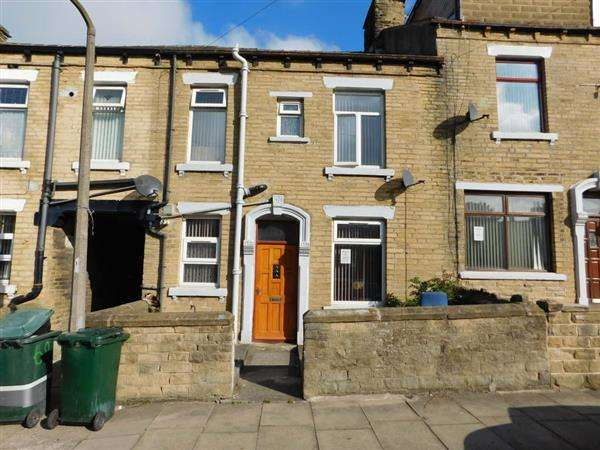 2 Bedrooms Terraced House for sale in Rufford Street, Bradford