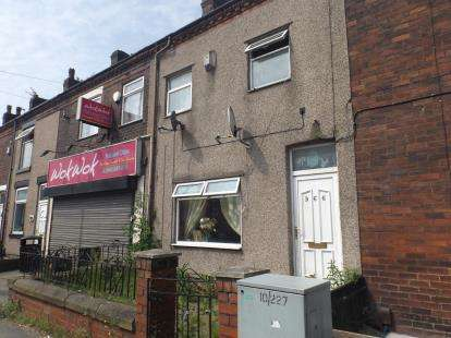 4 Bedrooms Terraced House for sale in Warrington Road, Abram, Wigan, Greater Manchester, WN2