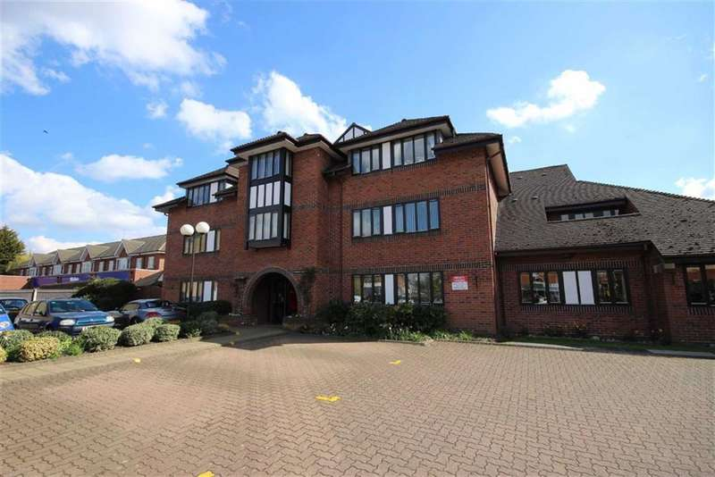 1 Bedroom Flat for sale in Healey Court, Warwick, CV34
