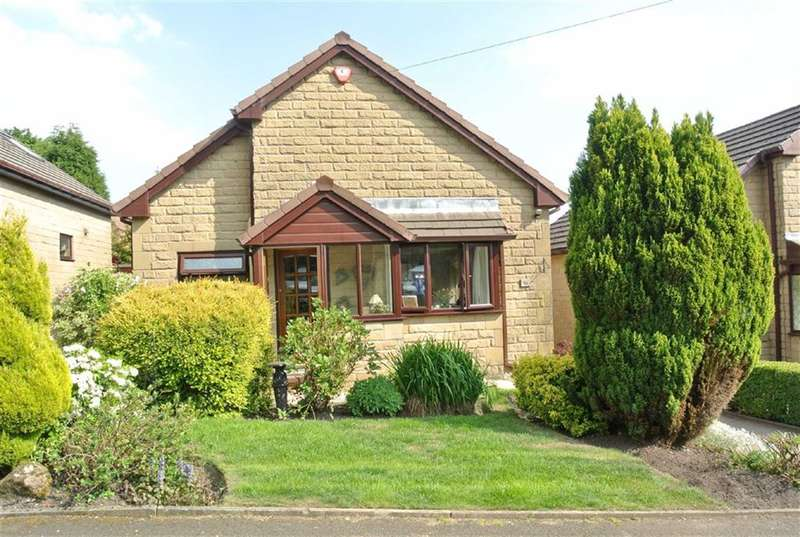 2 Bedrooms Property for sale in Thorpe Close, Austerlands, SADDLEWORTH, OL4