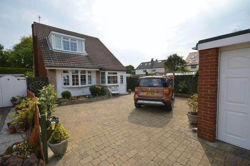 3 Bedrooms Detached House for sale in Hamil Close, Meols
