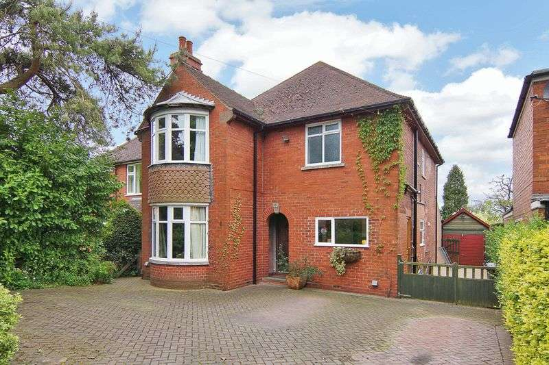 4 Bedrooms Detached House for sale in Burton Road, Lincoln