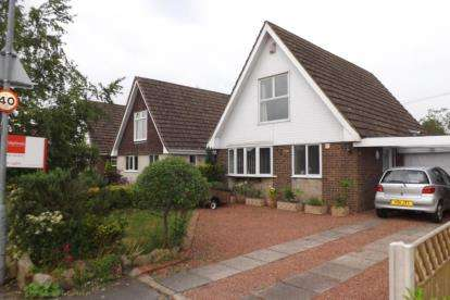 3 Bedrooms Detached House for sale in Sandbach Road, Lawton Heath End, Church Lawton, Stoke-On-Trent