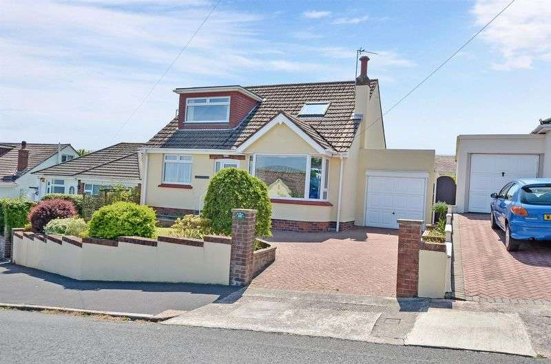 5 Bedrooms Detached Bungalow for sale in Laura Grove, Preston, Paignton