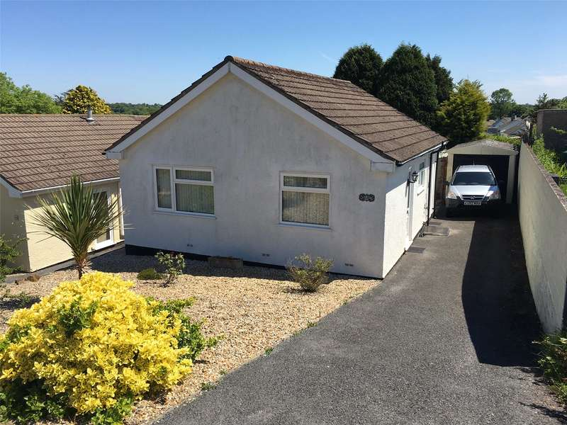 2 Bedrooms Detached Bungalow for sale in Hill Rise, Kilgetty, Pembrokeshire