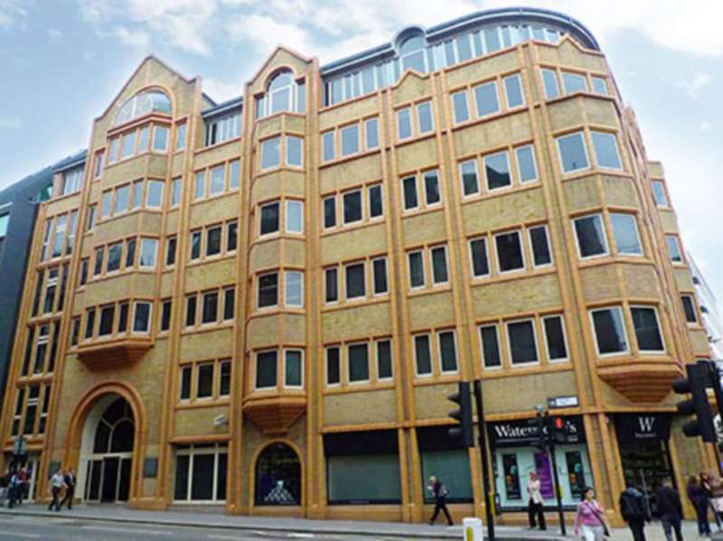 Serviced Office Commercial for rent in Fetter Lane, London