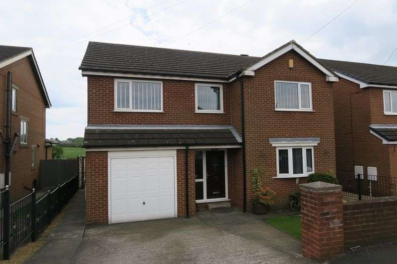 4 Bedrooms Detached House for sale in Westerton Road, Tingley, Wakefield