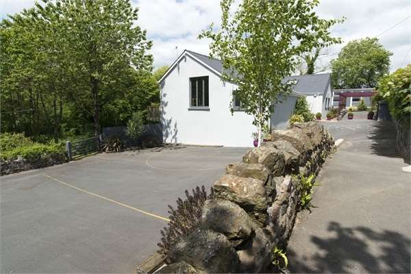 4 Bedrooms Detached House for sale in Llangynog, Carmarthen