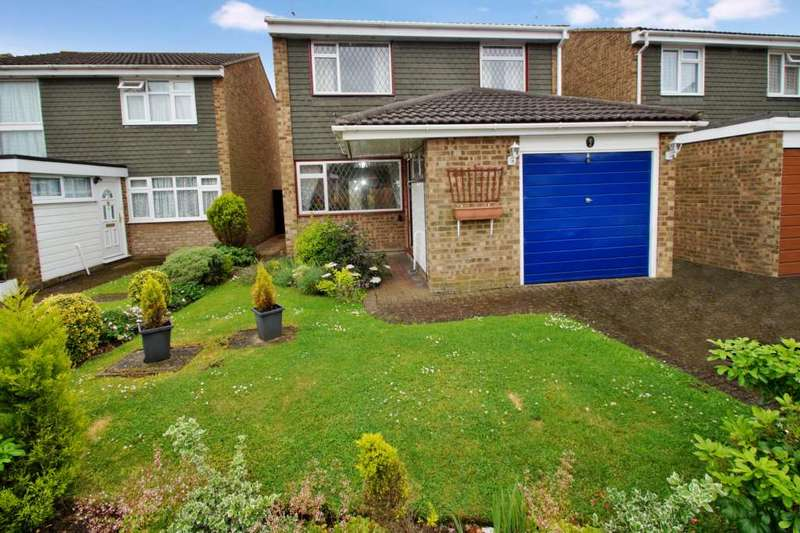 3 Bedrooms Detached House for sale in Woodhall Farm, Hemel Hempstead