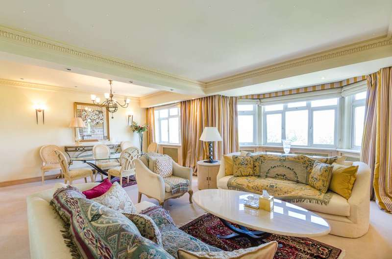 3 Bedrooms Flat for sale in Princes Gate, Knightsbridge, SW7