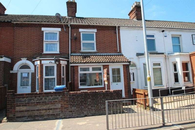 3 Bedrooms Terraced House for sale in Aylsham Road, Norwich