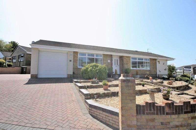 3 Bedrooms Detached Bungalow for sale in Brancepeth Close, New Marske ***WITH MEDIA TOUR***