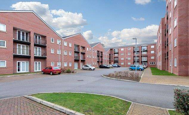 2 Bedrooms Flat for sale in City Link, Salford