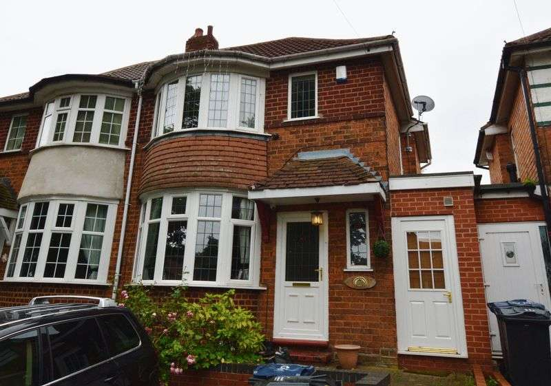 2 Bedrooms Semi Detached House for sale in Knightwick Crescent, Birmingham