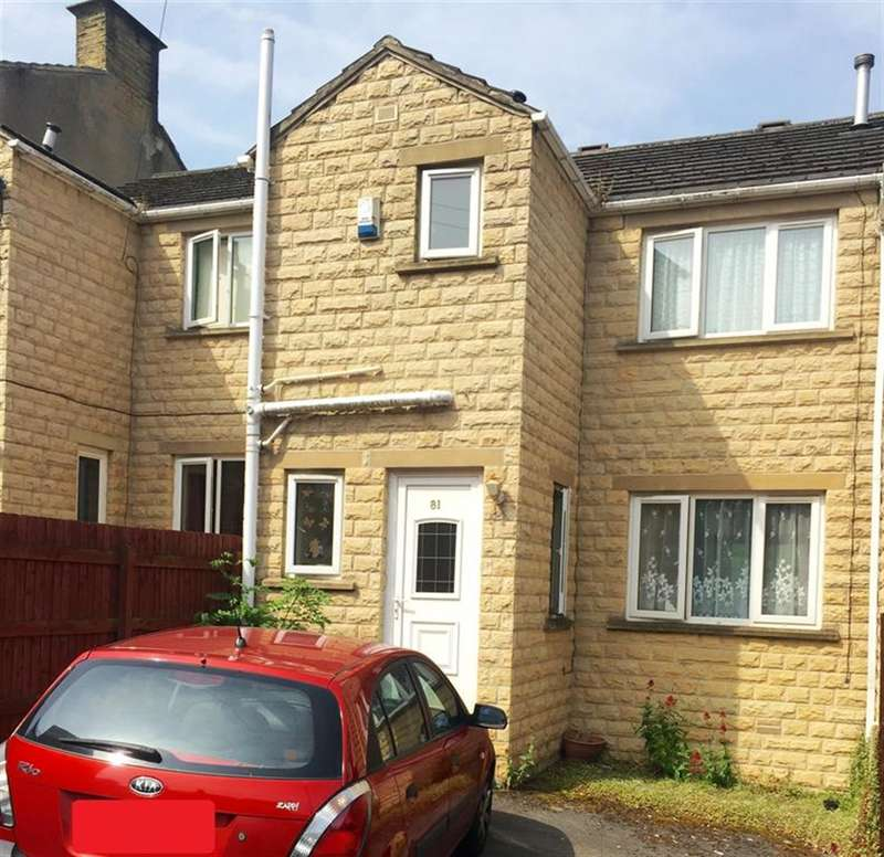 3 Bedrooms Town House for sale in Newsome Road, Huddersfield, HD4 6ND