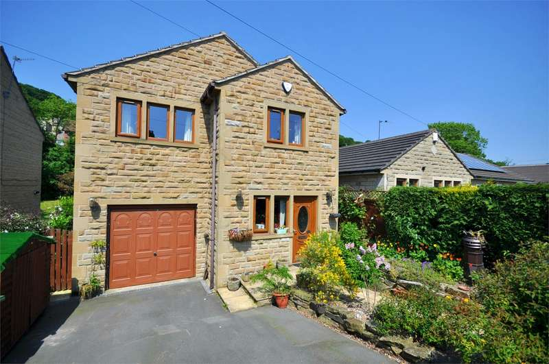 4 Bedrooms Detached House for sale in 31b Norwood Road, Birkby, HUDDERSFIELD, West Yorkshire