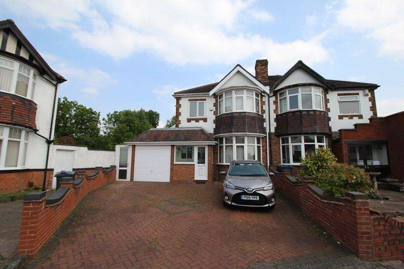 3 Bedrooms Semi Detached House for sale in Pembroke Croft, Hall Green, Birmingham