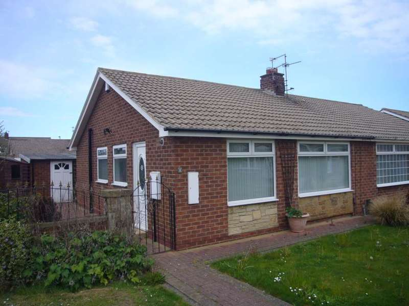 2 Bedrooms Semi Detached Bungalow for sale in ***REDUCED BY 5000*** Dudley Walk, Cleveland