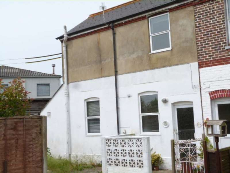 4 Bedrooms Semi Detached House for sale in Railway Cottages, Cooksbridge