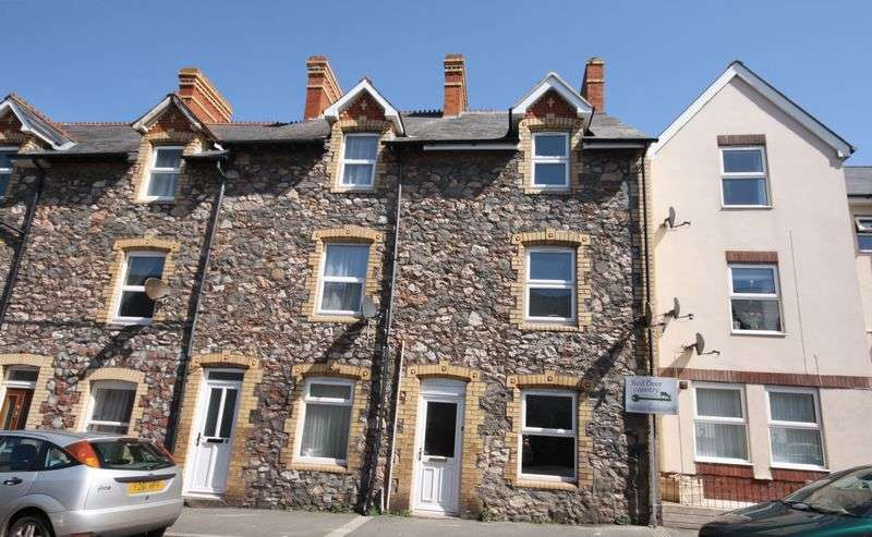 3 Bedrooms Terraced House for sale in South Road, Watchet