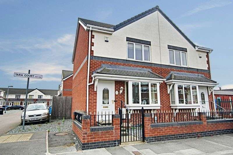2 Bedrooms Semi Detached House for sale in Ryde Avenue, Hull