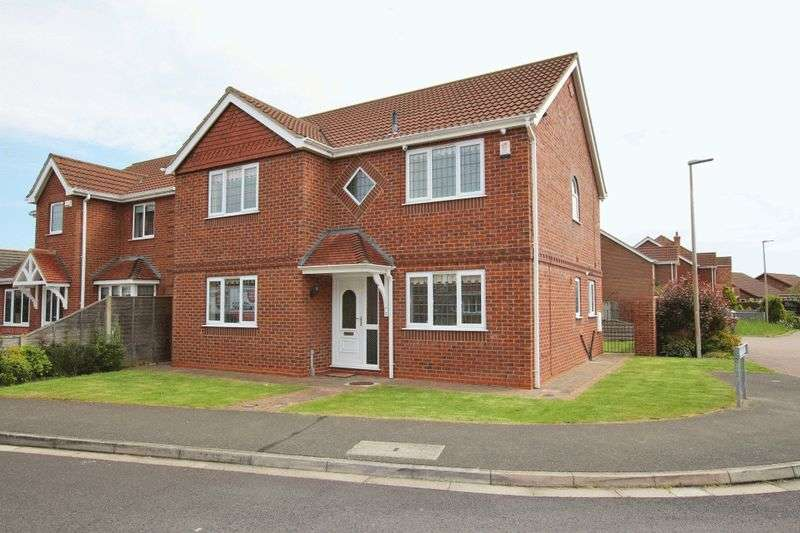4 Bedrooms Detached House for sale in GOODWOOD LANE, CLEETHORPES