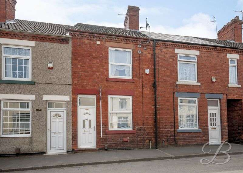 3 Bedrooms Terraced House for sale in Barker Street, Sutton-In-Ashfield
