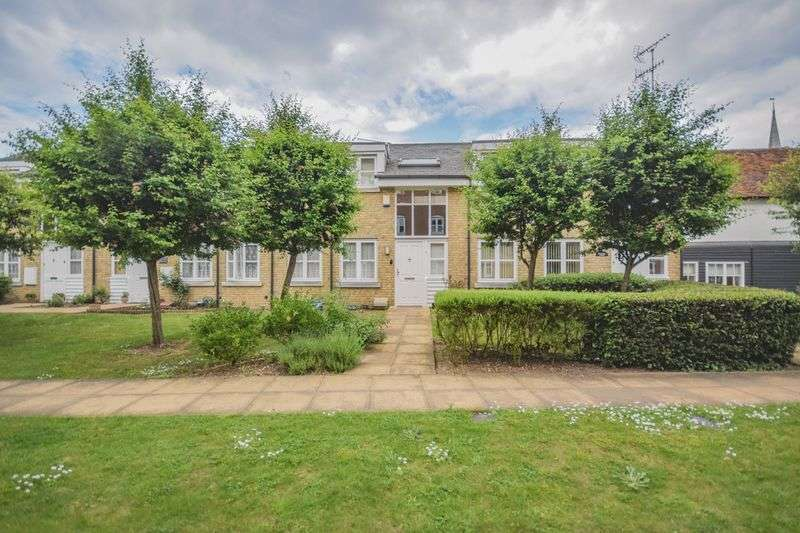 2 Bedrooms Terraced House for sale in Yorkes Mews, Ware