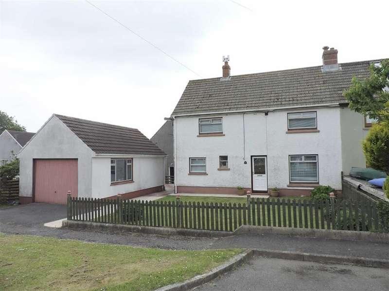 3 Bedrooms Property for sale in Heol Y Gaer, Clynderwen, Pembrokeshire