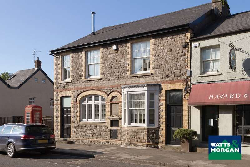 3 Bedrooms End Of Terrace House for sale in Eastgate Court, Eastgate, Cowbridge, Vale of Glamorgan, CF71 7AA