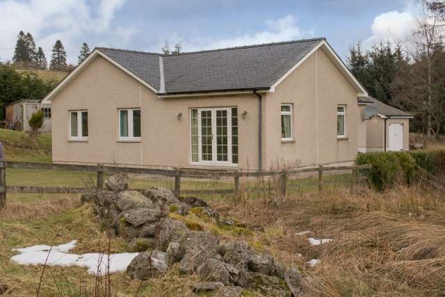 5 Bedrooms Detached House for sale in Dyke End, Glenisla, Blairgowrie, Perthshire, PH11 8PP