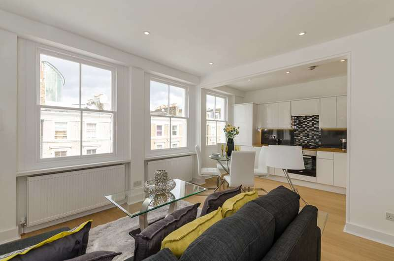 3 Bedrooms Flat for sale in Collingham Place, South Kensington, SW5