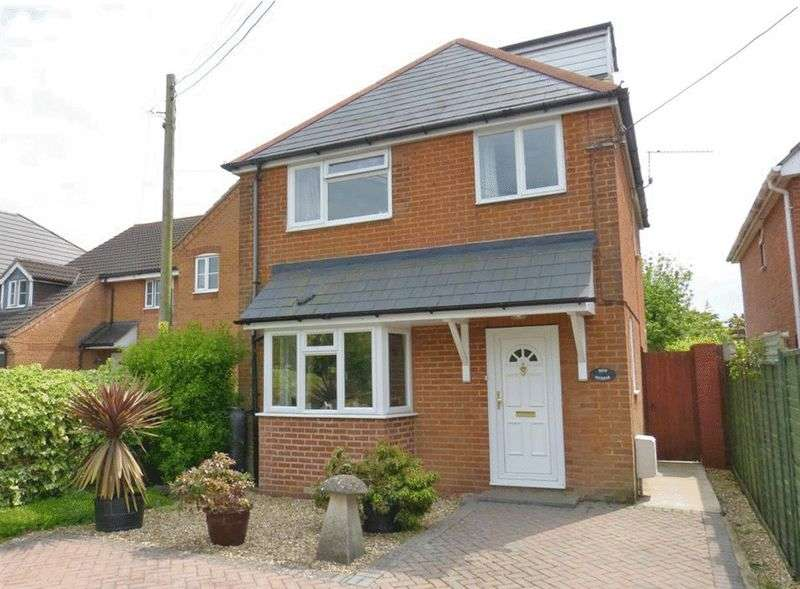 3 Bedrooms Detached House for sale in Boscombe Road, Amesbury