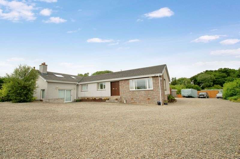 5 Bedrooms Detached Bungalow for sale in Woodhall Road, Braidwood