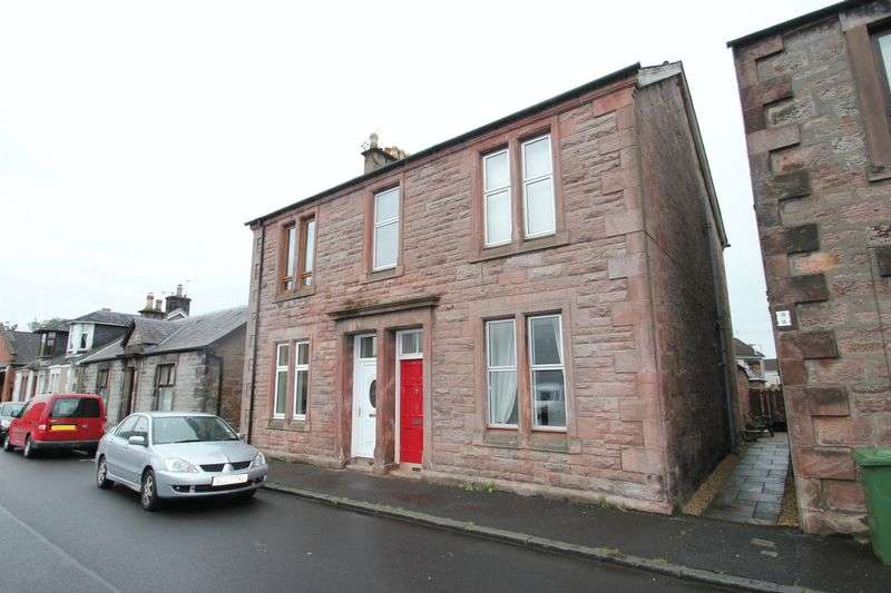 2 Bedrooms Flat for sale in Hill Street, Alloa