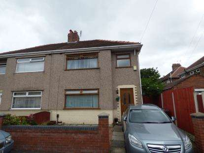 3 Bedrooms House for sale in Marina Avenue, Liverpool, Merseyside, L21