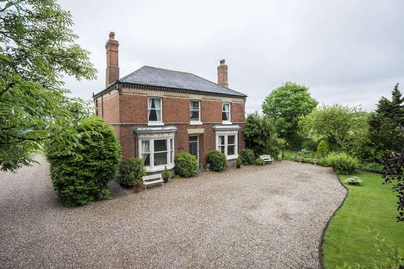 3 Bedrooms Detached House for sale in Main Road, Boston