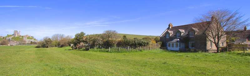 3 Bedrooms Detached House for sale in EAST STREET, CORFE CASTLE