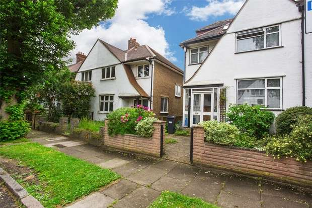 4 Bedrooms End Of Terrace House for sale in Park Drive, Acton