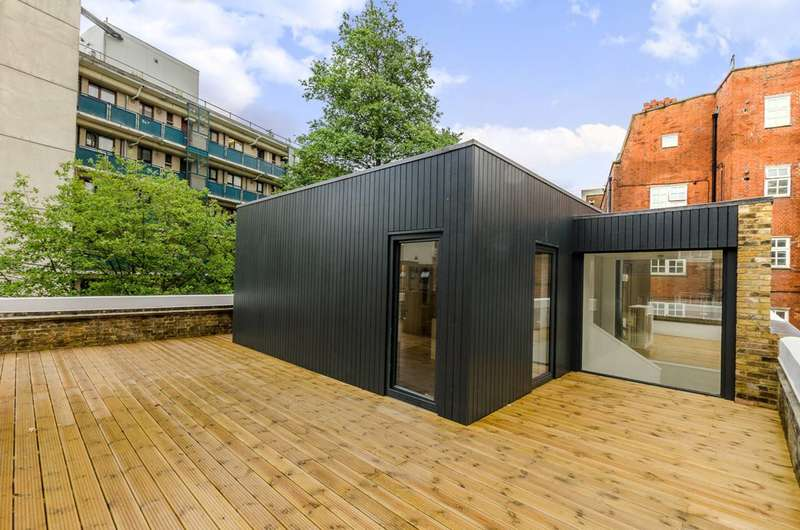 2 Bedrooms Flat for sale in Argyle Square, Bloomsbury, WC1H