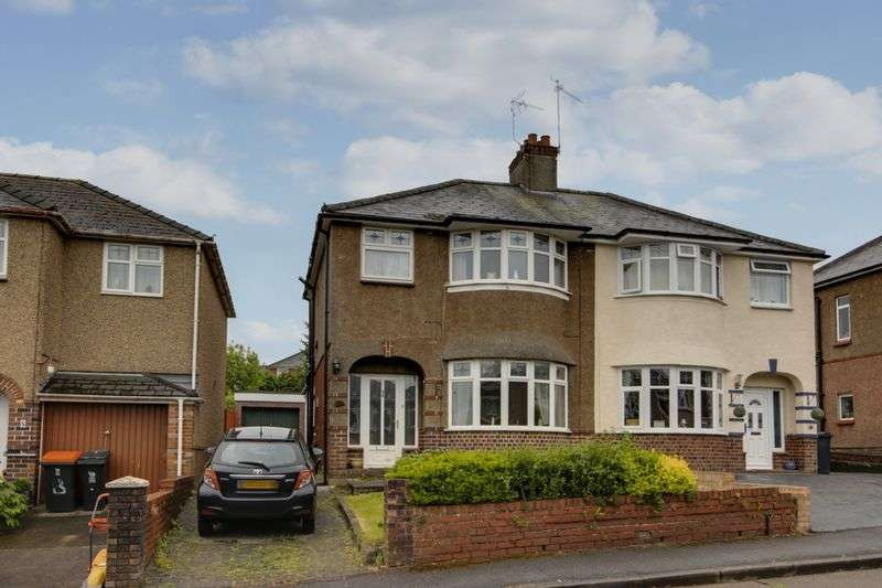 3 Bedrooms Semi Detached House for sale in Beaufort Place, Newport