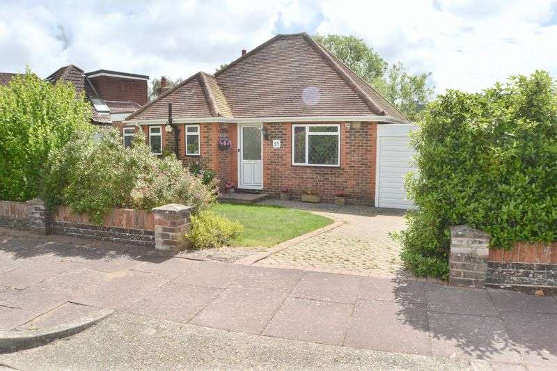 2 Bedrooms Detached Bungalow for sale in FINDON VALLEY