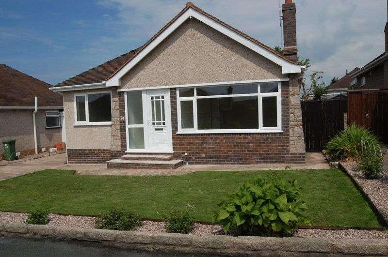 3 Bedrooms Detached Bungalow for sale in Ffordd Ffynnon, Rhuddlan